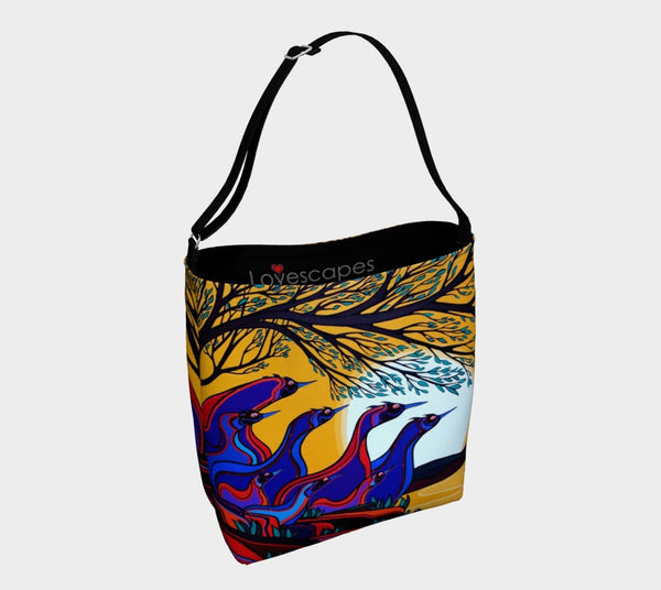 Lovescapes Tote Bag (God's Country)