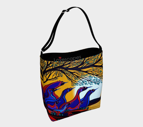 Lovescapes Gym Bag (God's Country) - Lovescapes Art