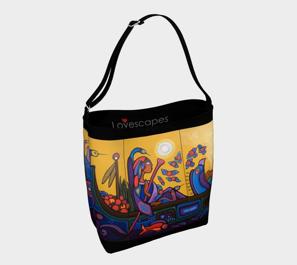 Lovescapes Tote Bag (A Great Spirit)