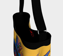 Lovescapes Gym Bag (A Great Spirit) - Lovescapes Art