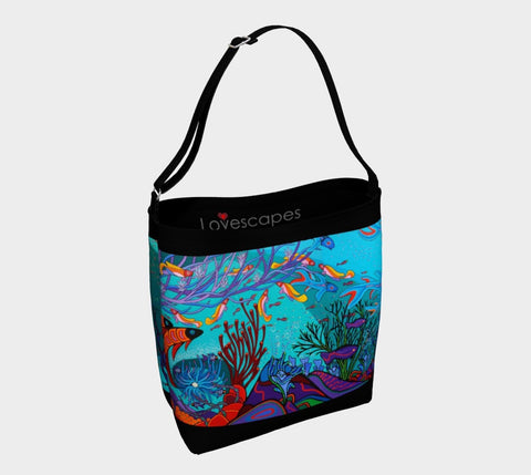 Lovescapes Gym Bag (Soul Travellers)