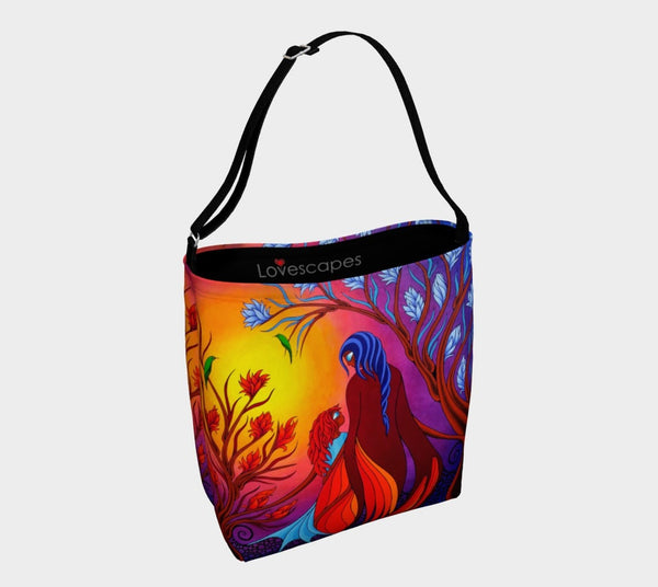 Lovescapes Gym Bag (Magica) - Lovescapes Art
