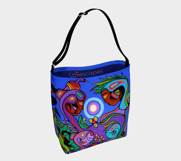 Lovescapes Gym Bag (The Nature of Spirit) - Lovescapes Art