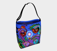 Lovescapes Gym Bag (The Nature of Spirit)