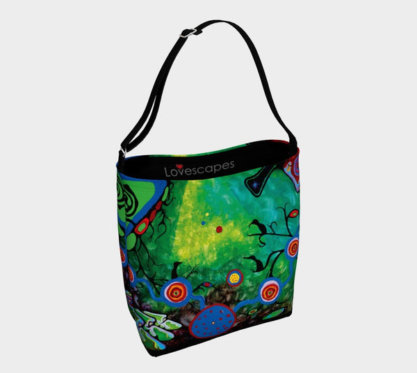 Lovescapes Gym Bag (Sounding) - Lovescapes Art