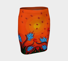Lovescapes Fitted Skirt (Playtime in Dreamland 01) - Lovescapes Art