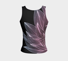 Lovescapes Fitted Tank Top (Twinflame Fusion 01) Special Edition - Lovescapes Art
