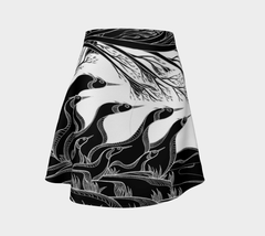 Lovescapes Flare Skirt (God's Country 01) - Lovescapes Art