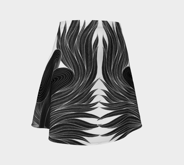 Lovescapes Flare Skirt (Lovers 02) - Lovescapes Art