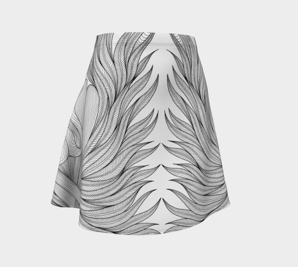 Lovescapes Flare Skirt (Lovers 03) - Lovescapes Art