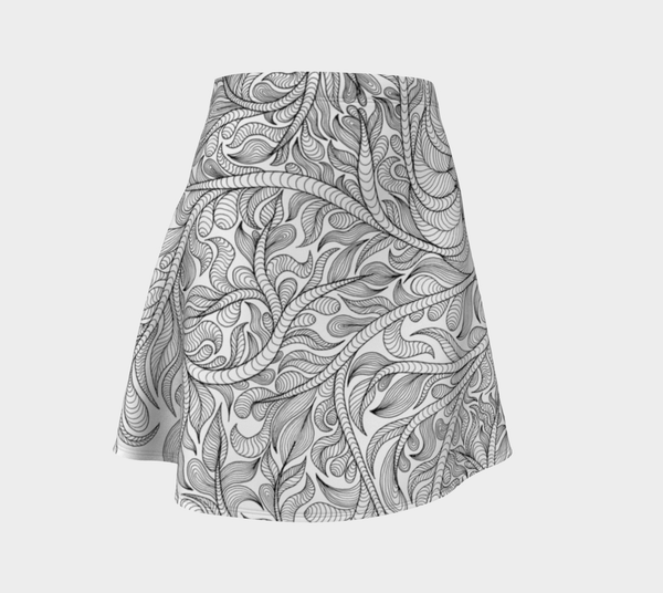 Lovescapes Flare Skirt (Womandala 02) - Lovescapes Art