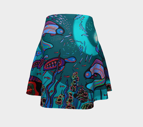 Lovescapes Flare Skirt (Soul Travelers 01) - Lovescapes Art