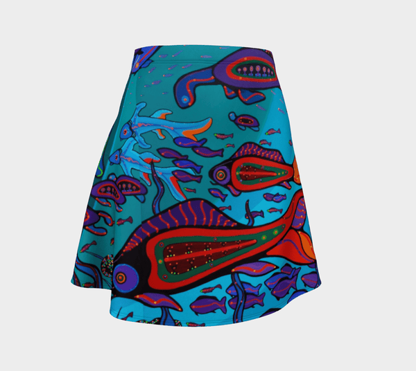 Lovescapes Flare Skirt (Soul Travelers 02) - Lovescapes Art
