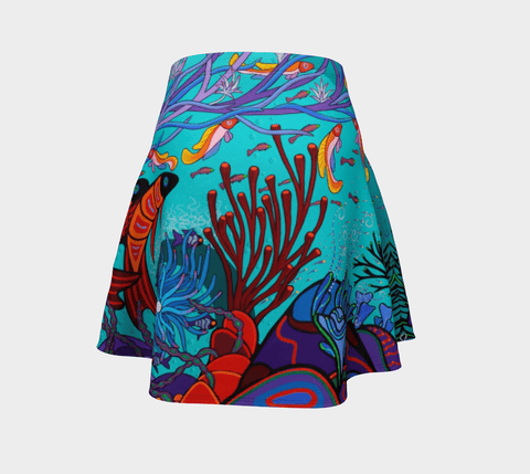 Lovescapes Flare Skirt (Soul Travelers 03) - Lovescapes Art