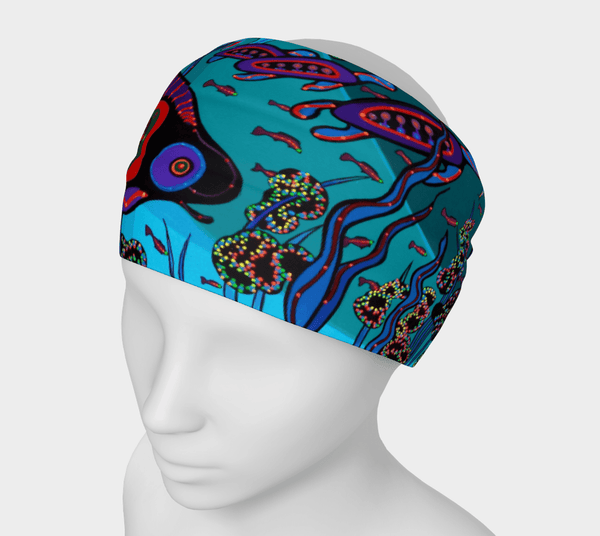 Lovescapes Headband (Soul Travelers) - Lovescapes Art