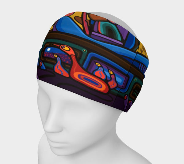 Lovescapes Headband (A Great Spirit) - Lovescapes Art