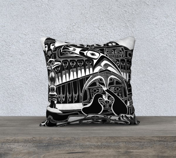 "Lovescapes Pillow 18"" x 18"" (Dreamstream) - Lovescapes Art"