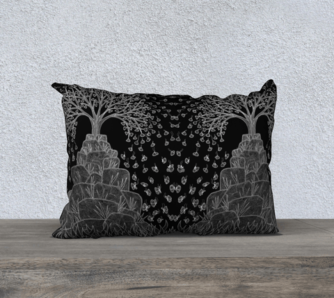"Lovescapes Pillow 20"" x 14"" (Great Tree)"