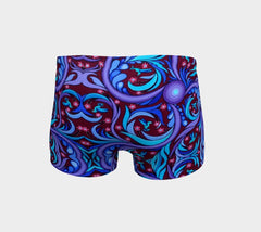Lovescapes Shorts (Wirl-Wind Sonnet 01) - Lovescapes Art