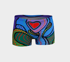 Lovescapes Shorts (Madonna) - Lovescapes Art