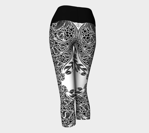 Lovescapes Yoga Capris (Fertility 02) - Lovescapes Art