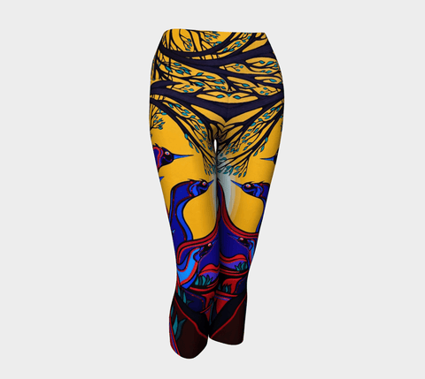 Lovescapes Yoga Capris (God's Country)