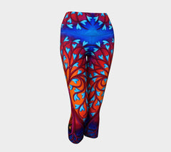 Lovescapes Yoga Capris (Seedling)