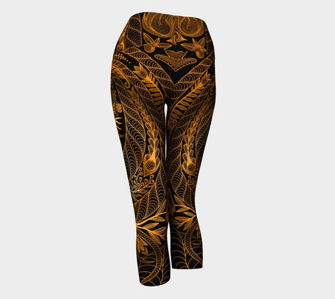 Lovescapes Yoga Capris (Maytime Melodies 01)