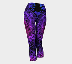 Lovescapes Yoga Capris (Maytime Melodies 02)