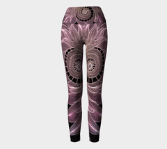 Lovescapes Yoga Leggings (Twinflame Fusion 06)