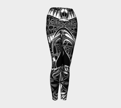 Lovescapes Yoga Leggings (Dreamstream 02) - Lovescapes Art