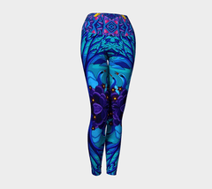 Lovescapes Yoga Leggings (Homeland) - Lovescapes Art