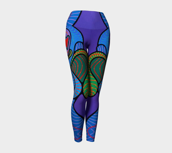 Lovescapes Yoga Leggings (Madonna)