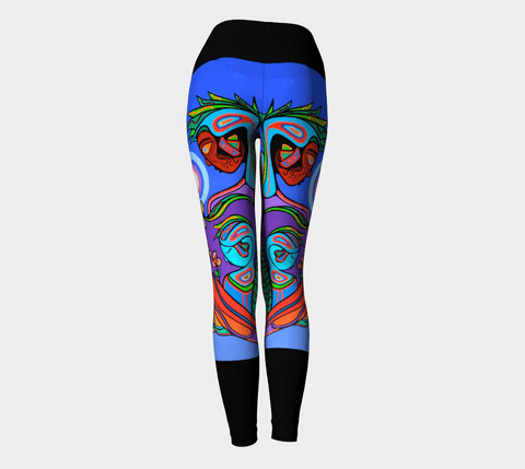 Lovescapes Yoga Leggings (Nature of Spirit 02)