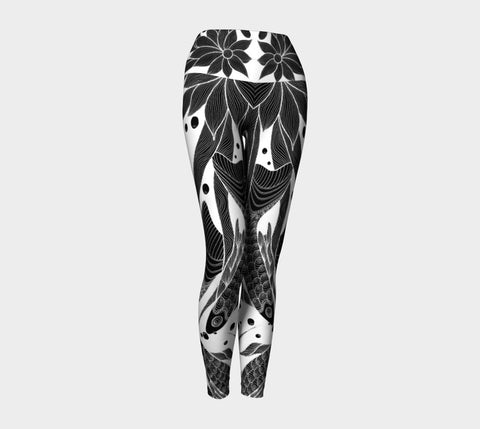 Lovescapes Yoga Leggings (Soul Family 01)