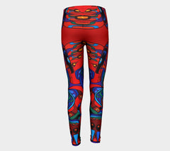 Lovescapes Young Ones Leggings (Totemic Guardians of the Great Return)