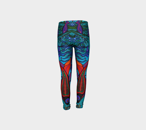 Lovescapes Young Ones Leggings (Soul Travelers) - Lovescapes Art