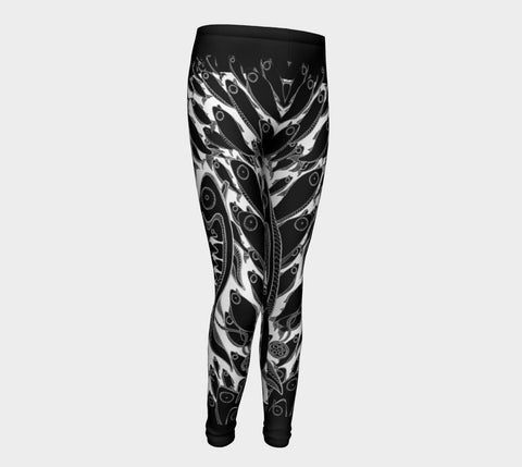 Lovescapes Young Ones Leggings (Rush Hour) - Lovescapes Art