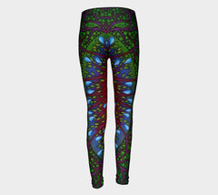 Lovescapes Young Ones Leggings (Tree of Life 01) - Lovescapes Art