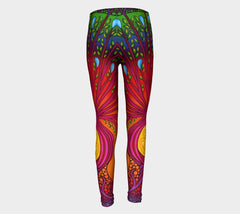 Lovescapes Young Ones Leggings (Tree of Life 02)