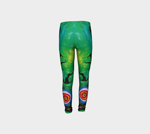 Lovescapes Young Ones Leggings (Sounding) - Lovescapes Art