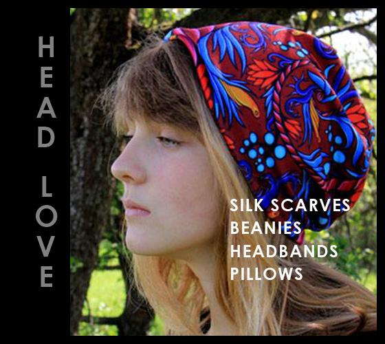 Lovescapes Designer Headwear