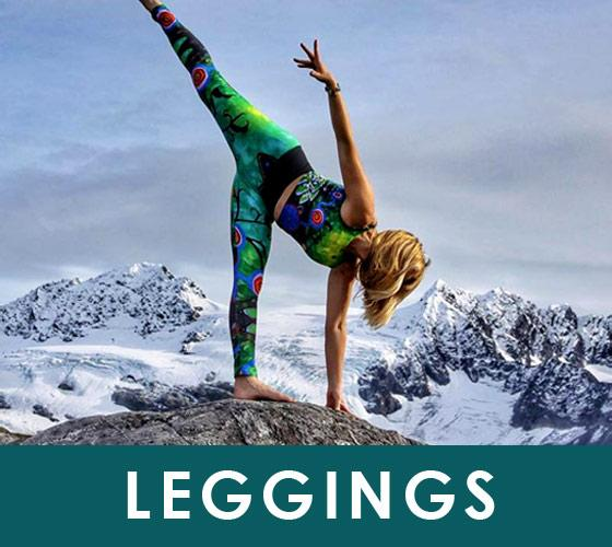Lovescapes Designer Leggings