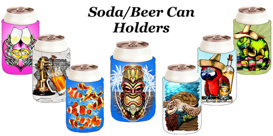 Cruise Can Holders