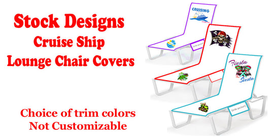 Stock Designs Lounge Chair Covers - Full Length