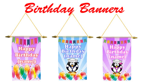 birthday banners tagged cruise door banner premier cruise gear