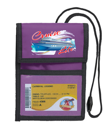 Deluxe Key Card holder - style 022