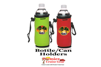 Cruise and Beach Theme Bottle Holder