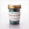 Christmas Tree 8 oz Heritage Jar Natural Soy Wax Candle - Southern Candle Classics