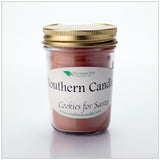 Cookies for Santa - 8 oz Heritage Jar Natural Soy Wax Candle - Southern Candle Classics